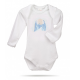 Lait Baby Organic Body Long Sleeve Oscar the Bunny