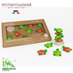 milaniwood turtle challange