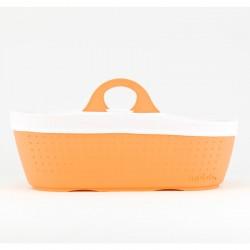 Moba Moses Basket Tangerine Kosz Mojżesza do kołyski