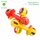 Bioserie Dumbell Rattles 2