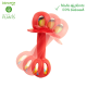 Bioserie Dumbell Rattle 2