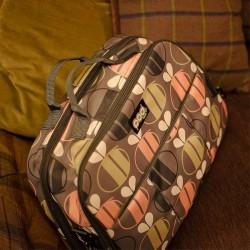 Bizzi Growin Pod Bee - wielofunkcyjna torba łóżeczko turystyczne dla Niemowląt