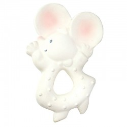 Meiya & Alvin - Meiya Mouse Organic Rubber Teether