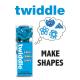 Twiddle Blue Play
