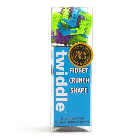 Fidget Twiddle Multi Color