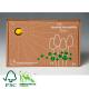 milaniwood domino tulips - clorophyll dominoes opakowanie