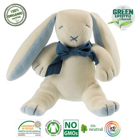 Maud N Lil Oscar the Bunny Soft Organiczny Mięciutki Przyjaciel