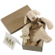 Maud N Lil Paws The Puppy Comforter Organiczny Mięciutki Pocieszyciel w pudełeczku