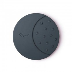 Mushie - Gryzak silikonowy MOON Iron