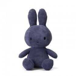 Miffy - Corduroy BLUE przytulanka 33 cm