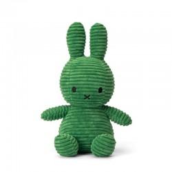 Miffy - Corduroy GREEN przytulanka 23 cm