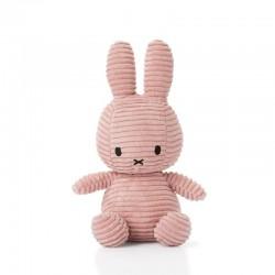 Miffy - Corduroy PINK przytulanka 23 cm