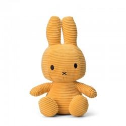 Miffy - Corduroy YELLOW przytulanka 33 cm