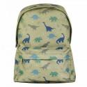 A Little Lovely Company - Plecak przedszkolaka Dinozaury