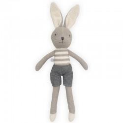 Jollein - Przytulanka króliczek Joey