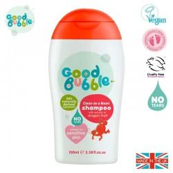 Good Bubble Organiczny szampon dla Noworodka i Niemowlaka Dragon Fruit / Pitaya 100 ml