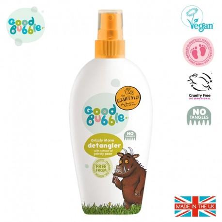 Good Bubble Gruffalo Wegański organiczna spray do rozczesywania włosów Prickly Pear 150 ml