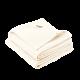 BIBS 2 pieluszki 100% GOTS organic cotton 70 x 70 Ivory