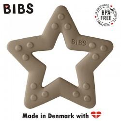 BIBS BABY BITIE STAR DARK OAK gryzak dla niemowlaka