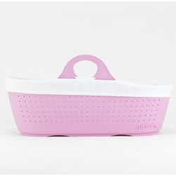 Moba Moses Basket Rose