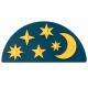 organic woodboon MOON & STARS układanka