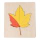 organic woodboon SYCOMORE LEAF układanka 2