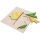 organic woodboon MAPLE LEAF układanka