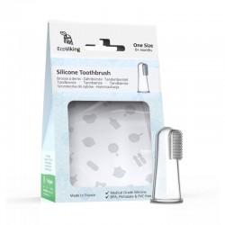 Eco Viking Medica szczoteczka silikonowa do mycia ząbków
