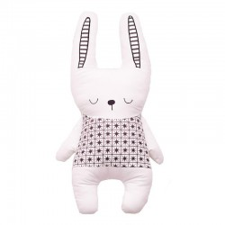 Bizzi Growin Rabbit Cushion Little Dreamer poduszka przytulanka Królik