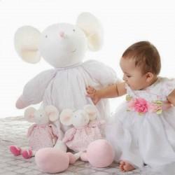 Meiya & Alvin - Meiya Mouse Cuddly Doll XXXL 3