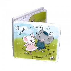 Meiya & Alvin - Dzień w parku - książeczka dla Małych i Dużych