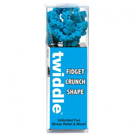 Fidget Twiddle Blue