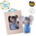Meiya & Alvin - Alvin Elephant Organic Rubber Squeaker