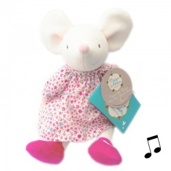 Meiya & Alvin - Meiya Mouse Musical Lulluby Doll with Soft Head zwycięzca konkursu ZABAWKA ROKU 2016 2