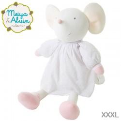 Meiya & Alvin - Mega duża lalka przytulanka XXXL Meiya Mouse