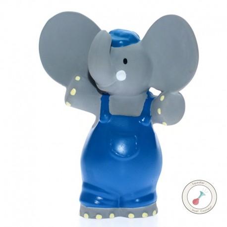 Meiya & Alvin - Alvin Elephant Organic Rubber Squeaker ZABAWKA ROKU 4