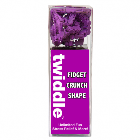 Fidget Twiddle Purple 1
