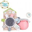 Meiya & Alvin - Meiya Mouse Active Ball with Mirror and Rattle
