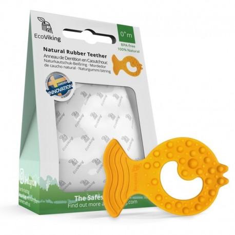 Eco Viking Gryzak Sensoryczny Hevea Wish Fish wiek 0+ 3