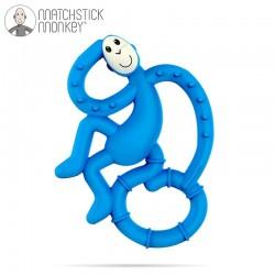 Matchstick Mini Monkey Blue Gryzak Masujący