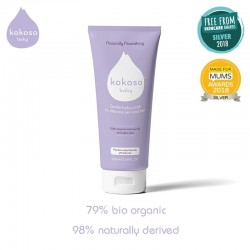Kokoso Baby Fragranced hair and body wash 200 ml