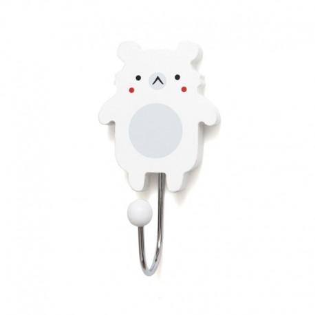 Petit Monkey - Wieszak Little Koala - white