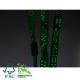 milaniwood domino tulips - clorophyll dominoes glow in the dark