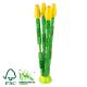 milaniwood domino tulips - clorophyll dominoes 2