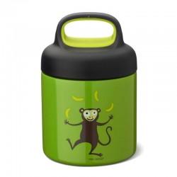 Carl Oscar TEMP Lunch Jar - Termos ze szlachetnej stali nierdzewnej Lime - Monkey