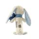 Maud N Lil Oscar The Bunny Stick Rattle Grzechotka Organiczna Miękka 2