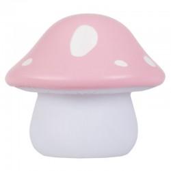 A Little Lovely Company - Mała Lampka Domek Wróżek z naklejkami - Ogród Wróżek