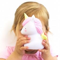 A Little Lovely Company - Mała Lampka Jednorożec
