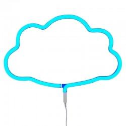 A Little Lovely Company - Neon świetlny Błękitna chmurka