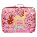 A Little Lovely Company - Lśniąca walizeczka GLITTER Konik